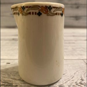 Vintage whimsical cream pitcher